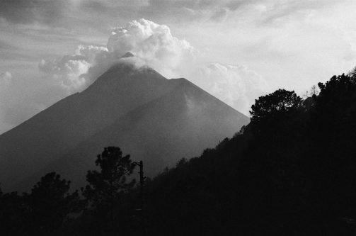 Volcan de Fuego; Guatemala 2016