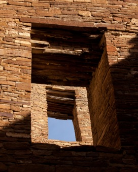 Anasazi Great House; New Mexico 2017