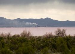 US Magnesium - highest amount of atmospheric pollutants in Utah