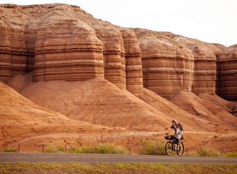 Bike Tour; Hanksville, Utah 2018