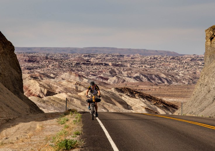 caineville capitol reef highway 24 bikepacking