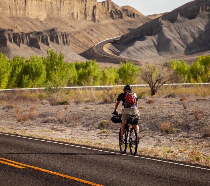 US Highway 24 bikepacking