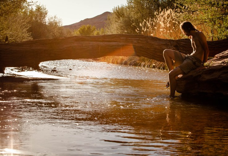 Fremont river - Capitol Reef